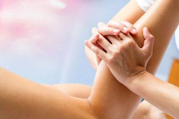 Massaggio Decontratturante