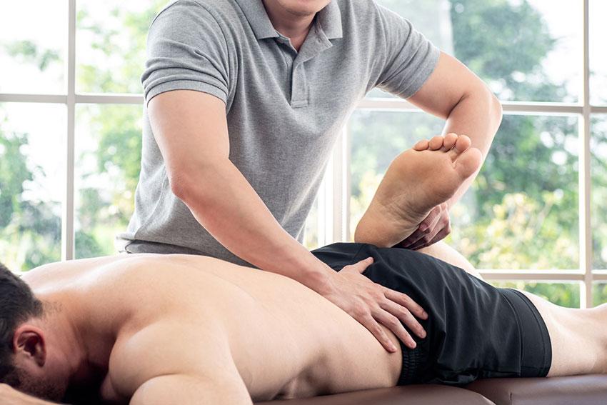 Massaggio Sportivo Martina Franca